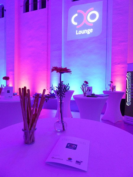 CXO Lounge der Hamburger IT Strategietage 2016